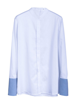 Cuff shirt från Sleek Atelier